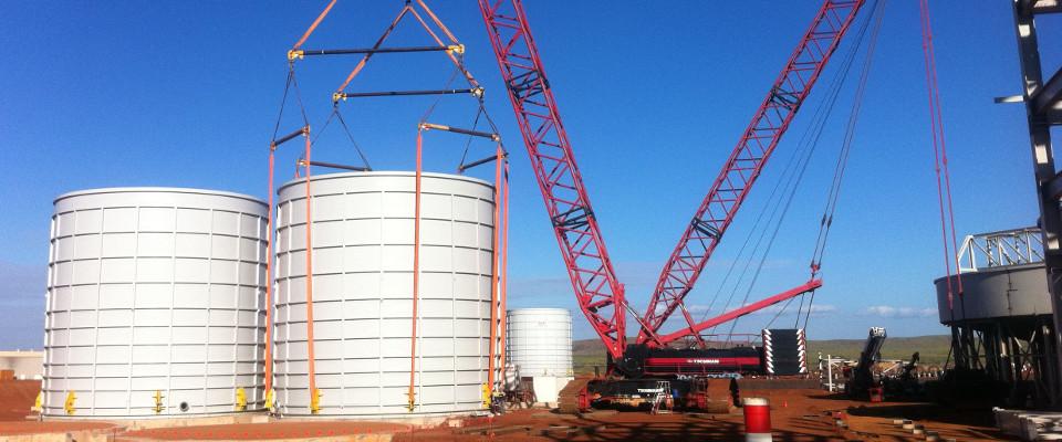 Global Hire – Global Hire Pty Ltd – Heavy Lifting Solutions